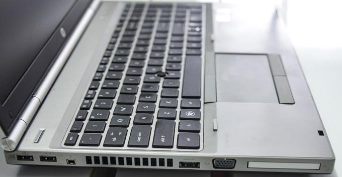 Laptop cũ  HP Elitebook 8560P i7